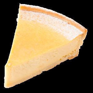 シャトレーゼのチーズケーキ(ベイクド)の写真